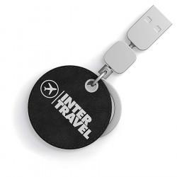 Clé USB Iron Signature - Noir