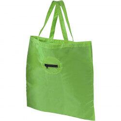 Sac shopping pliable - Citron vert