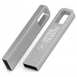 Iron 2 Hook USB flash drive
