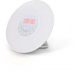 Alarm clock radio with...