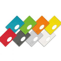Protège carte de crédit avec blindage -