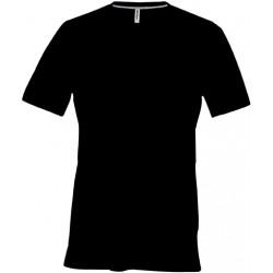Tee-shirt homme col V...
