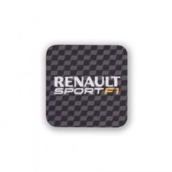 Sticker repositionnable nettoyeur  -