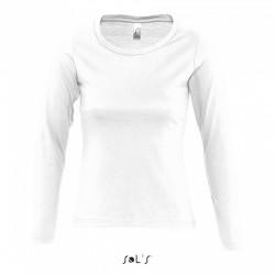 Tee-shirt femme Majestic