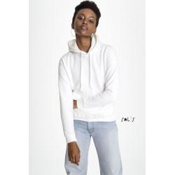 Snake Unisex hooded sweatshirt