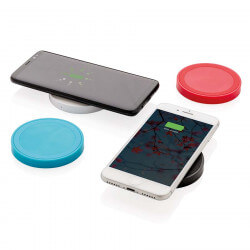 Round Wireless Qi charger 5W