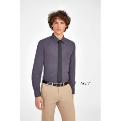 Chemise homme manches longues Baltimore fit -