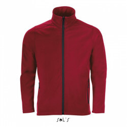 Veste Softshell homme Race  - Rouge piment