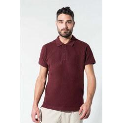 Men's short sleeve organic...