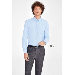 Chemise homme manches longues Boston fit -
