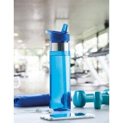 Silicia tritan water bottle...