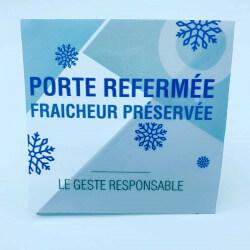 Stickers vinyle transparent...
