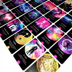 Custom cards game
