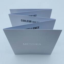 4 accordion folds