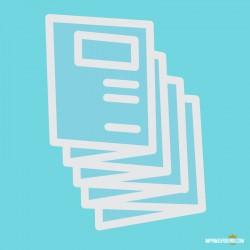 7 accordeon folds (Z)