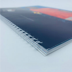 Brochure wireo 100% recyclée