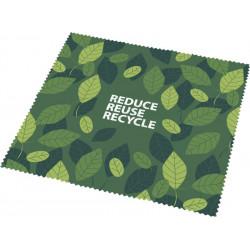 Grand chiffon de nettoyage Caro en PET recyclé -