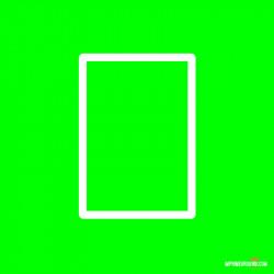 Affiche fluo vert