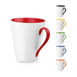 Ceramic mug interior colour...