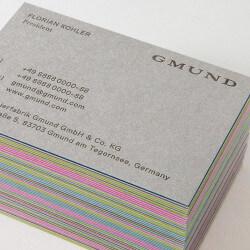 Gmund card